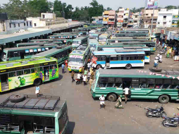 Case files against bus strike in high court