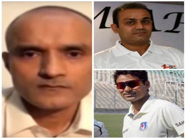 Sehwag and Kaif express their happiness at this judgement of kulbhushan jadhav