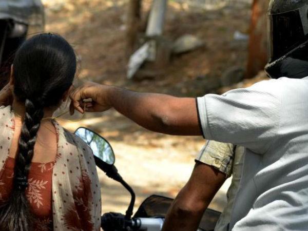 சென்னையைக் கலக்கும் மகராஷ்டிரா திருடர்கள்.. பெண்களே தாலி, செயின் பத்திரம்!