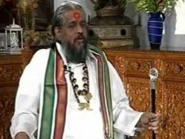 ஜோதிடர், சாமியார், மந்திர தந்திரங்களில் வல்லவர்.. பல முகங்களை கொண்ட சந்திரா சாமி!