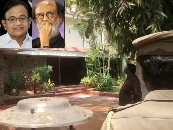 CBI raid at P Chidambaram: Is BJP teasing Rajinikanth