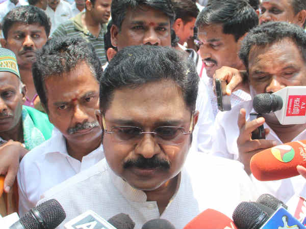TTV Dinakaran filed a bail petition in the Delhi court, case comes today