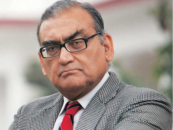 Most South Indians also idiots, says Justice Katju