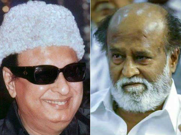 Columnist Paa Krishnan analysis the success of MGR, and raises doubt that Rajnikant's indecisive stands
