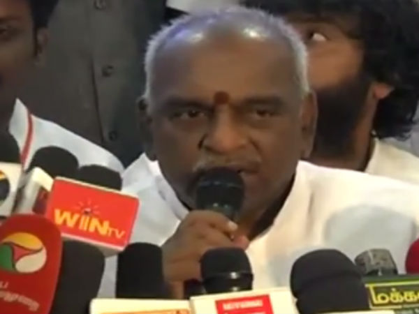 BJP welcomes Rajini's Political entry