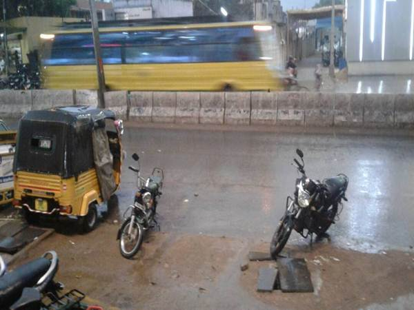 For heavy rain at pudhukottai, trichy, dindigul districts,