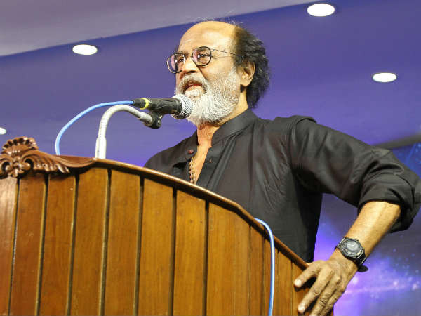 Rajinikanth says that he is a Tamilian