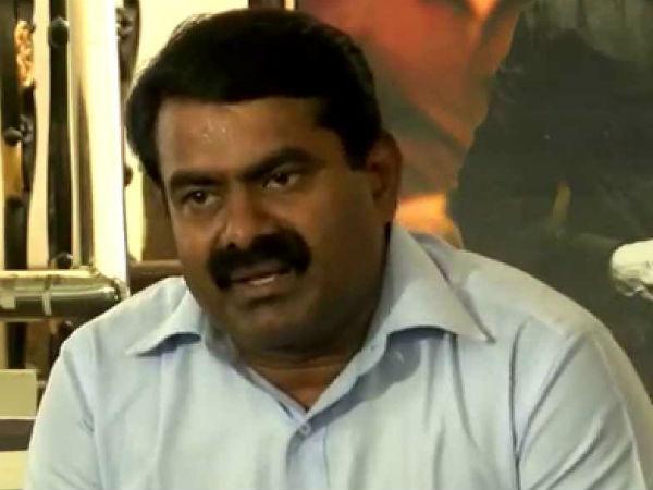 ரஜினி அரசியலுக்கு வருவது ஜனநாயகமா.. இந்த மாதிரி கேள்வி கேட்காதீங்க- செய்தியாளர்களிடம் பாய்ந்த சீமான்