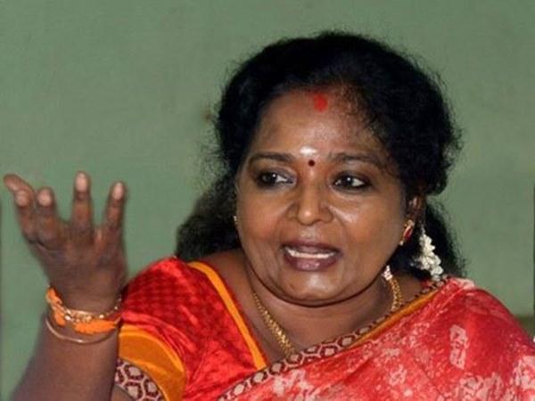 Image result for தமிழிசை சவுந்தரராஜன்