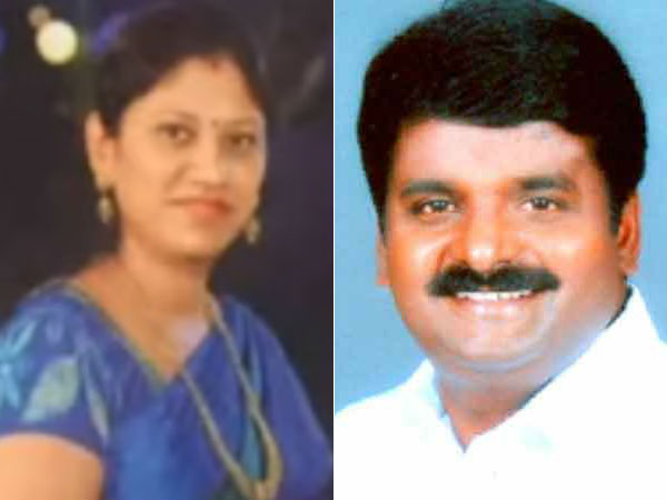 TO avoid media flash tn health minister vijayabaskar's wife appeared for investigation in the early morning