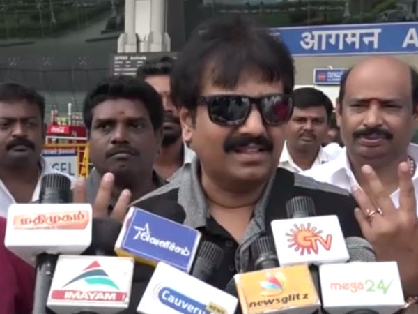 I have no plan to join in BJP told actor vivek