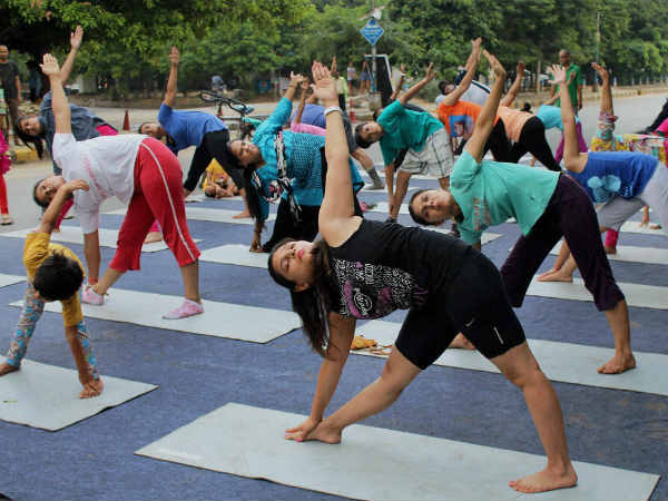 Yoga is good and should be practiced, but keep away from Puja', Cleric tells Muslims