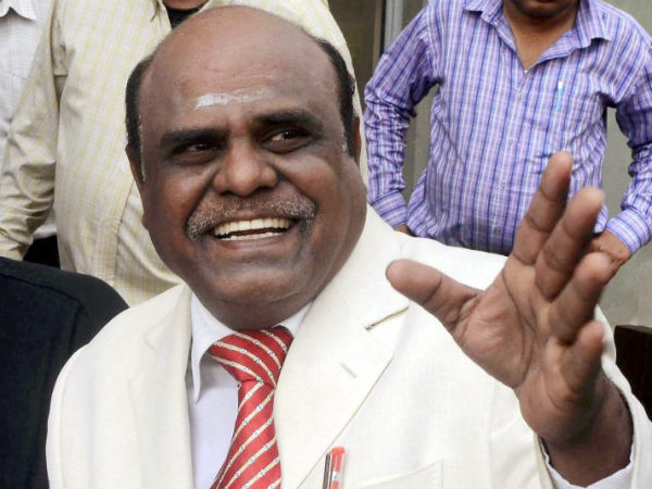 Calcutta High Court judge karnanan Arrested in Kovai