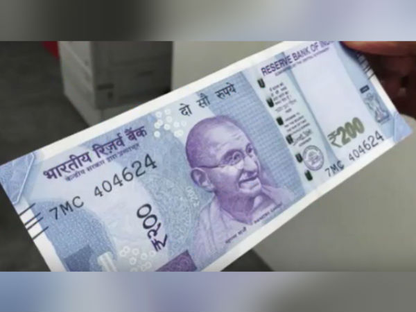 Rs 200 note on its way as printing begins