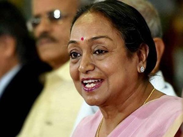 குடியரசுத் தலைவர் தேர்தல்: எதிர்க்கட்சி வேட்பாளராக மீரா குமார் அறிவிப்பு
