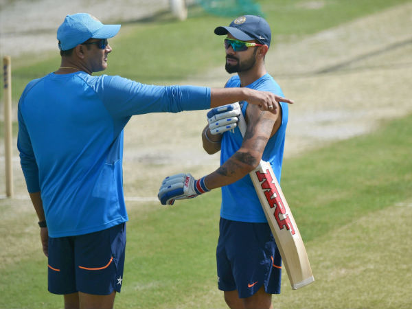 Kumble resigns from Coach post