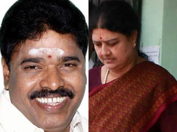 அதிமுகவால்தான் சசிகலா குடும்பத்தினரின் நிலை உயர்ந்தது... அரக்கோணம் எம்பி ஹரி 'பொளேர்'