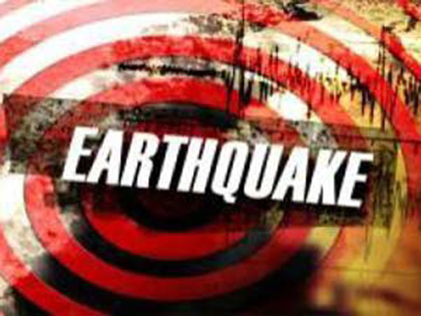 Earthquake tremors were felt in New Delhi and parts of North India today.