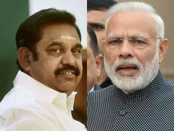 NarendraModi has requested the TamilNadu Chief Minister to support BJP presidential candidate