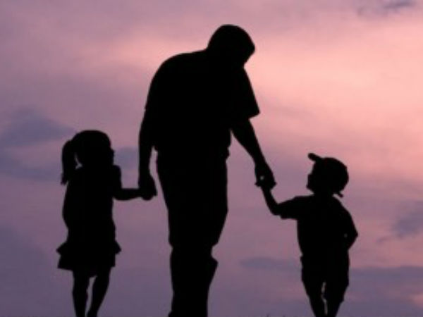 Worlds fathers day Poem from a reader of One india Tamil