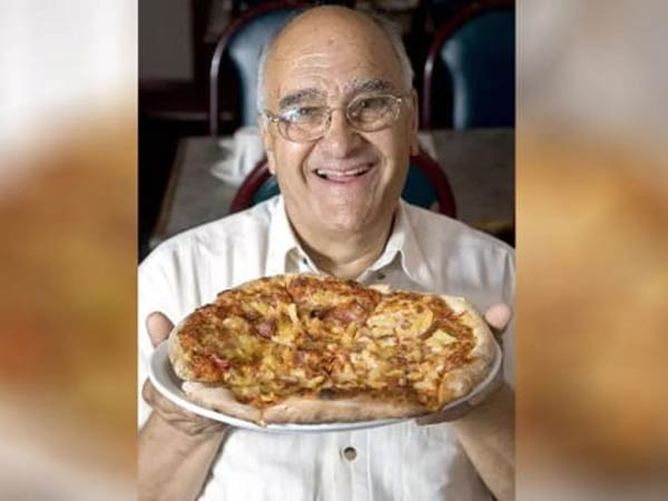 Hawaiian Pizza inventor, Sam Panopoulos dies