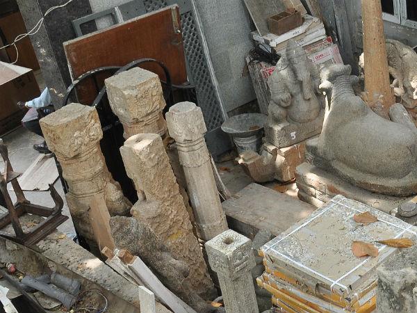 கடத்தலில் மீட்ட சிலைகளை போலீசாரே விற்ற வழக்கு... ஐ.ஜி.பொன்மணிக்கவேல் ஆஜராக கோர்ட் உத்தரவு