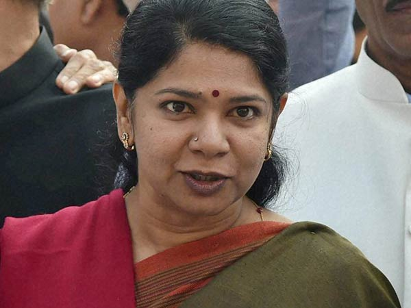 what is required to bring Hindi language in the passport: Kanimozhi MP