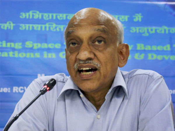 GSLV-Mk III launches successful -ISRO chairman AS Kiran Kumar