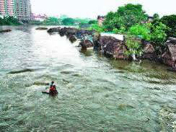 Andhra stops construction of dam across Kosestalai