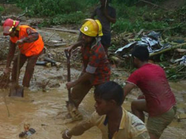 Landslides kill 53 in Bangladesh after heavy rain