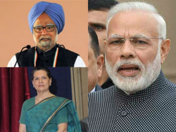 President poll: PM Modi has talked to Congress leaders Sonia Gandhi and Dr ManmohanSingh