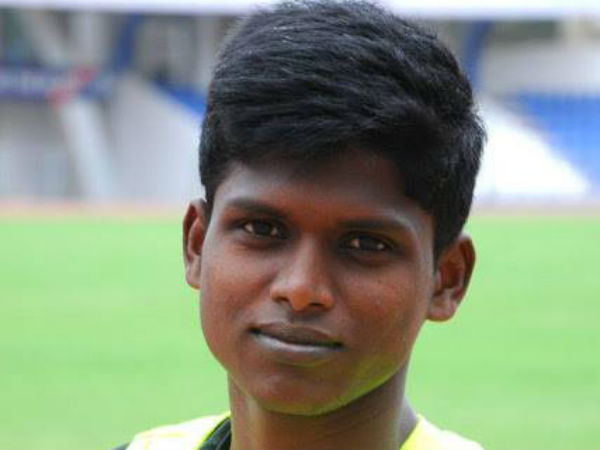 Young man dead: Father complaints Paraoylmpic champion Mariyappan