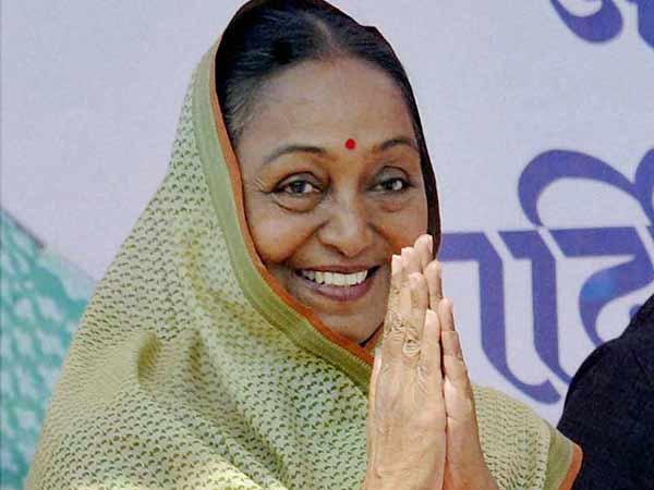 ஜனாதிபதி தேர்தல்: எதிர்க்கட்சிகளின் வேட்பாளர்  லோக்சபா முன்னாள் சபாநாயகர் மீராகுமார் #MeiraKumar