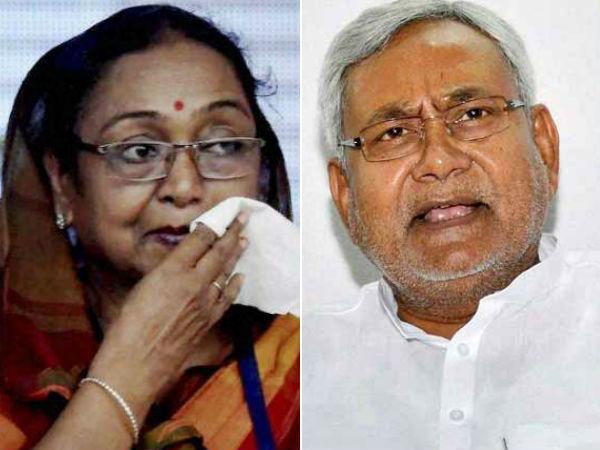 ஜனாதிபதி தேர்தல்: மீராகுமாரை அறிவித்து நிதிஷ்குமாருக்கு நெருக்கடி கொடுத்த எதிர்க்கட்சிகள்!