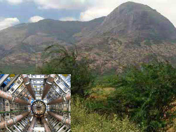 Neutrino project, no shifting to Andhra