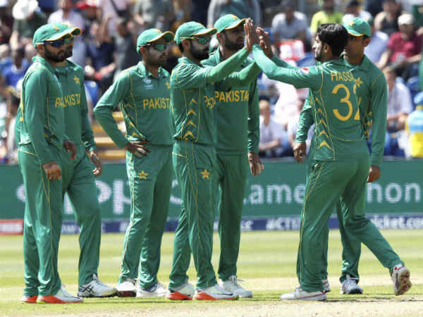 Pakistan bowlers and fielders are in fire against India