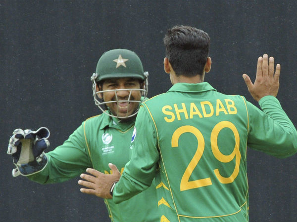 ICC victory: Pakistan in celebration mood