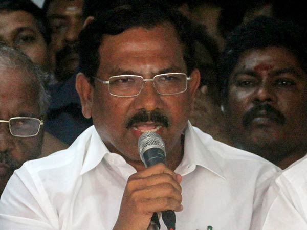 We did not recognize Dinakaran's 60 day deadline, says pandiarajan