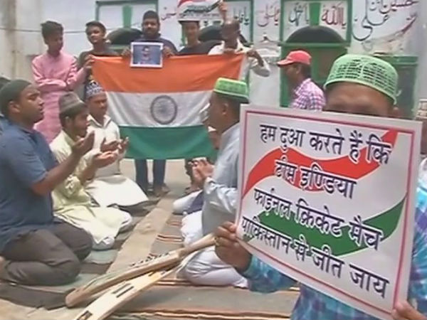 Champions trophy 2017: People in Varanasi hold a special prayer for India's victory over Pakistan