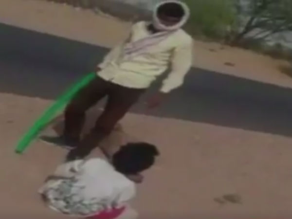 Two youths brutally attacked a girl who is mentally challenged in Rajastan