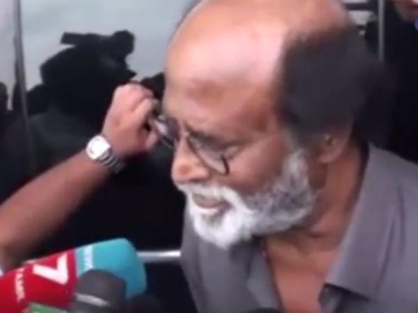 'அரசியலுக்கு வர நேர்ந்தால்....' ரஜினி அரசியல் பிரவேசம் குறித்து குழம்பியுள்ளாரா?: வீடியோ