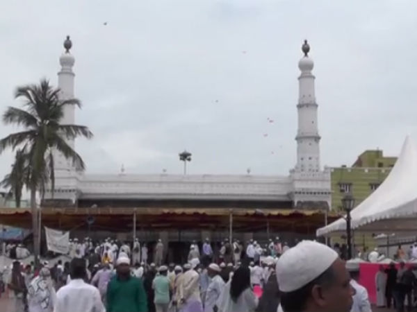 Ramadan celebrated in Chennai