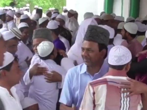 புனித ரமலான்... தமிழகம் முழுவதும் உற்சாக கொண்டாட்டம் - வீடியோ
