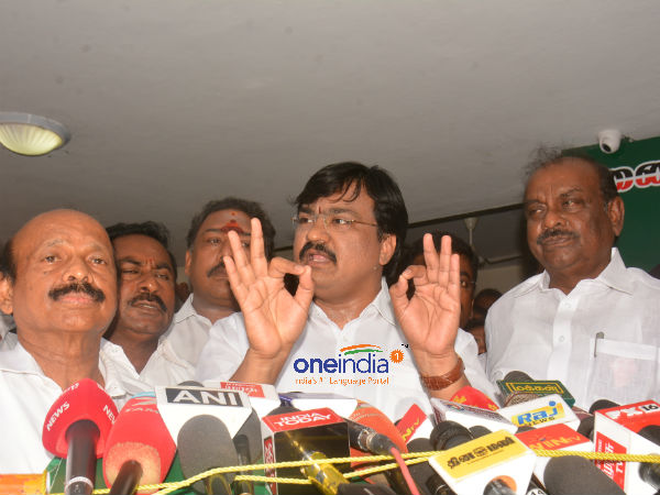 MLA Saravanan says about sting operation