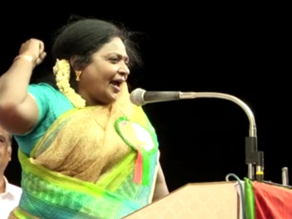 Saffron flag will be flying in st. George fort said Tamilisai