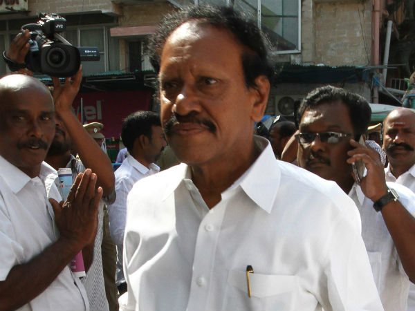 Congress and DMK were introduce GST bill: Tambidurai