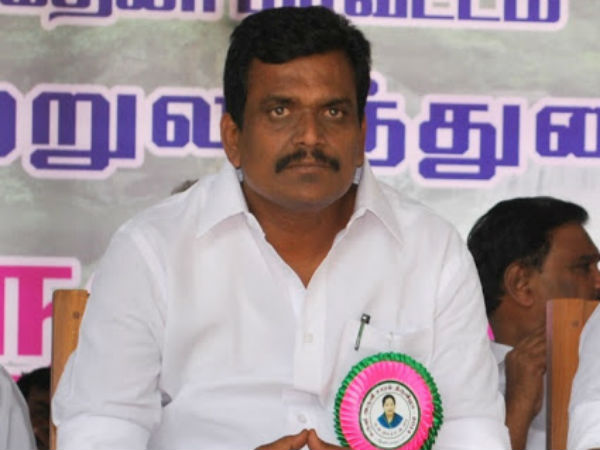 TV Dinakaran will participate in the MGR century ceremony if he invited: Thanga tamilselvan