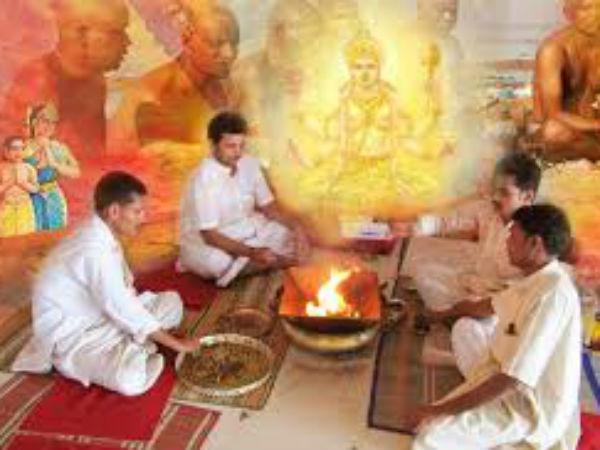 அகால மரணமடைந்தவர் ஆன்மா சாந்தியடைய இராமேஸ்வரத்தில் தில ஹோமம் பண்ணுங்க!