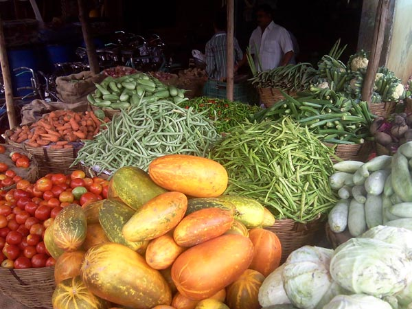 Rising Vegetable prices in Nellai district temperatures soar