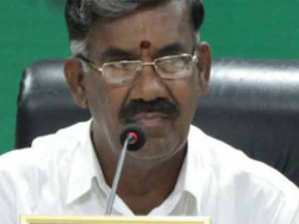 light and sound libraries will be set up at district government music schools : Vellamandi Natarajan